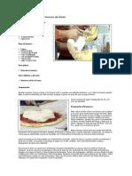 Tarta de Frambuesa y Mousse de Limón