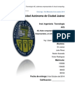 4G, Nube computacional & Sistemas Empresariales, un enfoque estudiantil