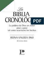 Biblia Cronologica