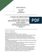 curso de HIPNOTERAPIA