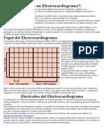 Cómo Se Realiza Un Electrocardiograma