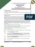Autocad 2d Module 06 PDF