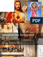 IMAGINARIOS RELIGIOSOS MEDELLIN COLOMBIA