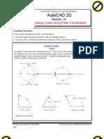 Autocad 2d Module 10 PDF
