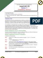 Autocad 2d Module 11 PDF