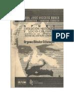 Apure Evolucion Historica y Sociocultural