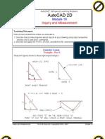 Autocad 2d Module 19 PDF