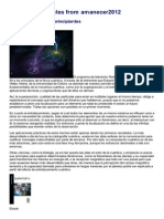 Amanecer2012Física Cuántica Para Principiantes