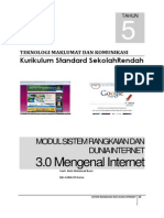Bahan Sokongan Modul PdP Sistem Rangkaian Dan Dunia Internet Bhg 6