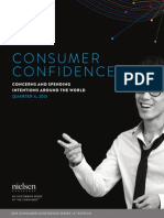 Nielsen Q4 2013 Global Consumer Confidence Report