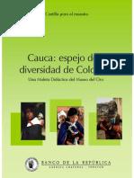 Cartilla Cauca Ejemplo de La Diversida en Colombia