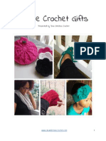 Simple Crochet Gifts