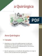 1.- Area Quirurgica