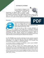 Historia De La Internet!.docx