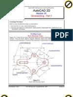 Autocad 2d Module 35 PDF