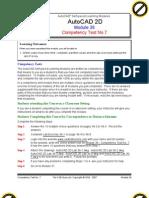 Autocad 2d Module 36 PDF