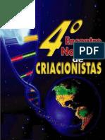 4º Encontro Nacional Dos Criacionistas