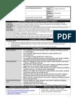 lesson plan portfolio