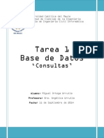 Consultas Oracle 10g
