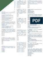 Dilatação - Testes 2014