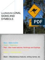 3.Conventional Signs and Symbols