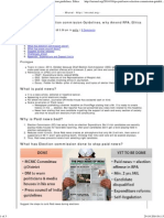 Mrunal (GS2) RPA_ Paid News, Election Commission Guidelines, Ethics