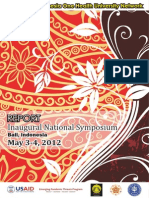 Final Report INDOHUN Symposium 2012