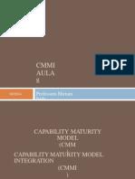 Qualidade de Software_aula 8 CMMI_v2