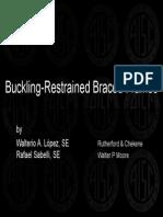 Buckling-Restrained Braced Frames_Sabelli 2008