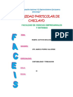 RUBRO ACTIVOS BIOLOGICOS