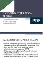 Gangguan Stres Pasca Trauma