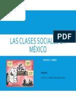 Las Clases Sociales en México
