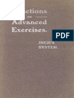 Inch - Advanced Exercises