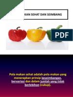 Pola Makan Sehat & Seimbang(2)