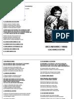 Cantos de Adviento y Navidad 2014 (Folleto)Letter Size