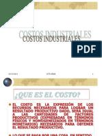 Costos. Organización Industrial Ingeniería costos fijos y costos variables, costos directos e indirectos Punto de equilibrio