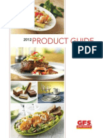 Product Guide Ontario 2012