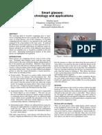 HermannSchweizer SmartGlassesTechnologyApplications Report
