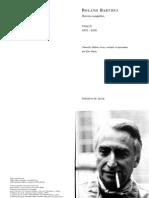 54178244 Barthes Roland Roland Barthes Par Roland Barthes