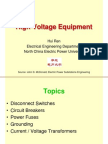 High Voltage Switching 1