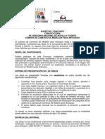 Bases Del Concurso Xii de novela y cuento de la Cámara de Comercio de Medellín