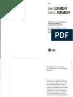 Comaroff_Violencia y Ley en La Poscolonia