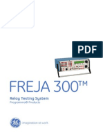Relay Terst System Freja 300