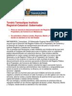 com0968 Tendrá Tamaulipas Instituto Registral-Catastral