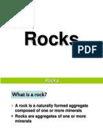 Modul 6 - Rocks