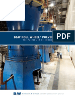 B&W Wheel Pulverizer