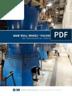 B&W Wheel Pulverizer