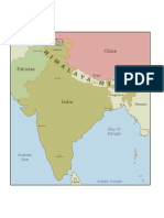 India - Kashmir - Siachen Dispute