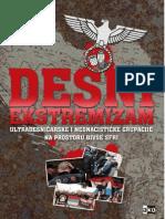 Desni ekstremizam. Ultradesničarske i neonacističke grupacije na prostoru bivše SFRJ