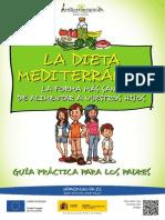 Dieta mediterránea para padres